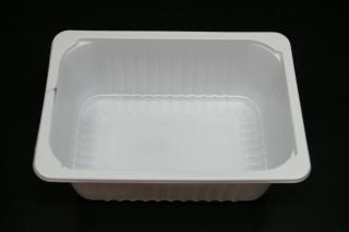 Лоток под запайку 210×148×81 мм белый