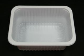 Лоток под запайку 187×137×63 мм белый