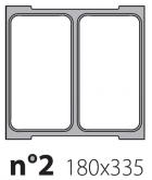Матрица на запайщик лотков Poseidon Jolly 180×335