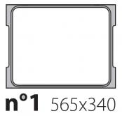Матрица на запайщик лотков Olympus XL 565×340