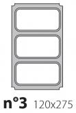 Матрица на запайщик лотков Perseus 120×275