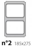 Матрица на запайщик лотков Perseus 185×275