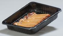 Скин упаковка копченых деликатесов